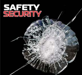 SAFETY/SECURITY WINDOW FILM