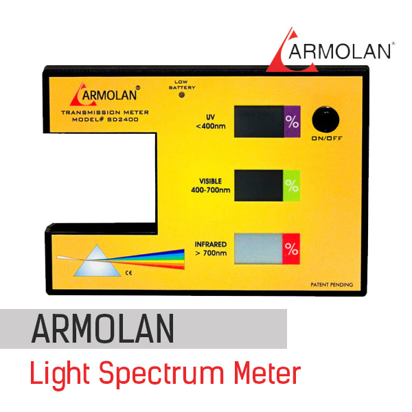 Light Spectrum Meter